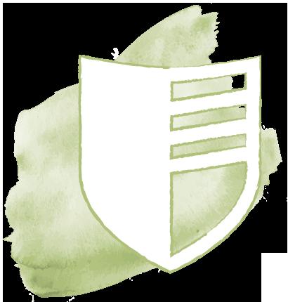 Icon zeigt ein Schild