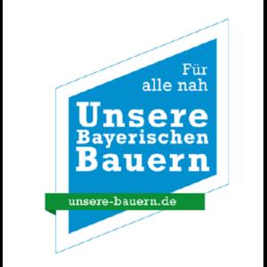 Das Logo von Unsere Bayerischen Bauern